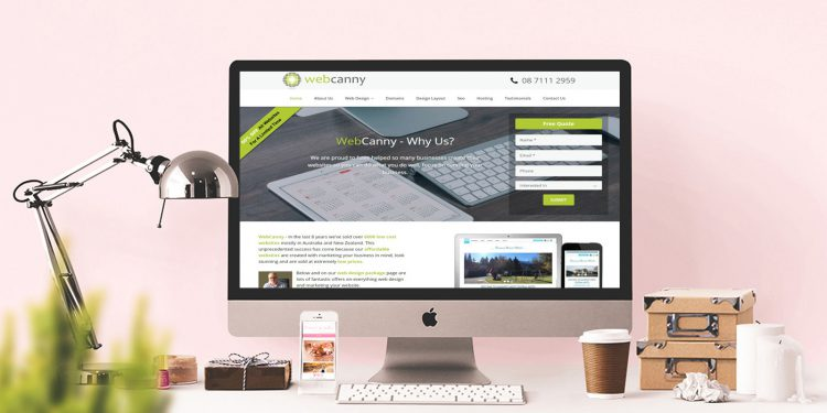 Affordable Web Design Cost