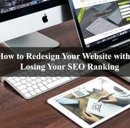 How to Redesign Your Website without Losing Your SEO Ranking