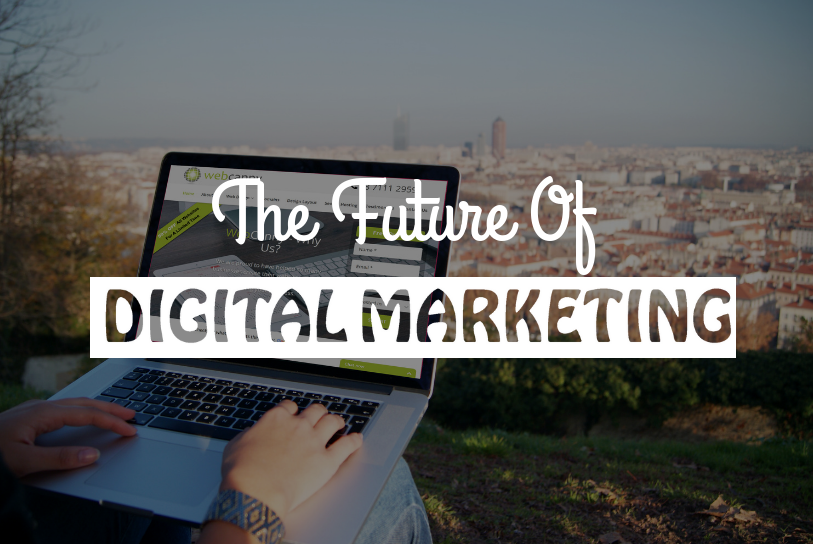 Future of Digital Marketing: Machine Learning Algorithms